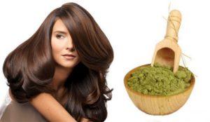 Маски для здоровья волос с табаком