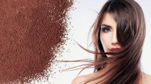 Маски для волос из какао